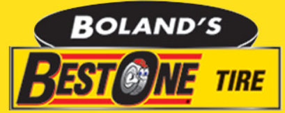 Welcome to Boland's Best-One Tire Online